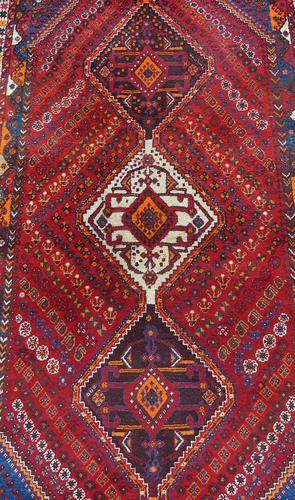 Caucasian Carpet c.1930 (1 of 6)