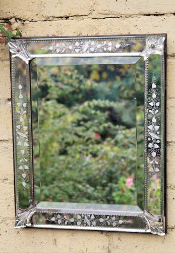 Antique Venetian Mirror c.1840 (1 of 1)