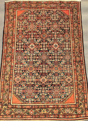 Antique Feraghan Carpet C.1900 (1 of 7)