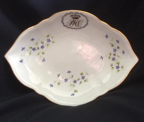 Rare Pennsylvania, USA Related Derby Dish c.1788 (1 of 4)