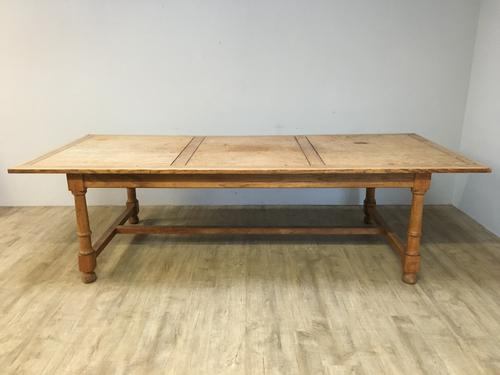 Large Refectory Table c.1910 (1 of 8)