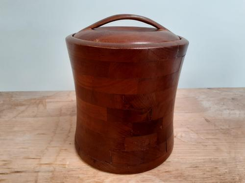 Mid Century Danish Ice Bucket (1 of 5)