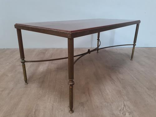 Brass Coffee Table c.1920 (1 of 5)