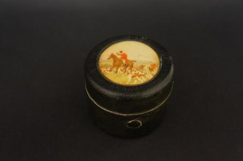 Victorian Travelling Inkwell (1 of 6)