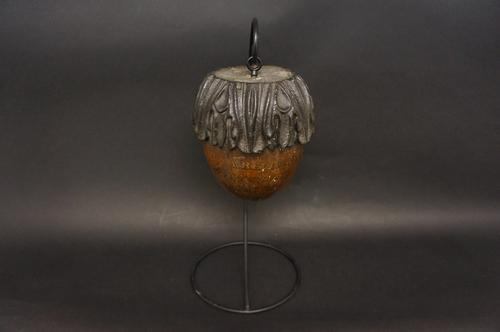 Acorn Relic on Stand from HMS Talavera (1 of 7)