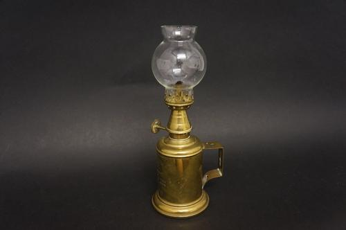Late 19th Century French Carriage Lamp (1 of 4)