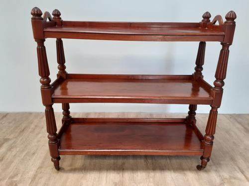 Victorian Mahogany Buffet c.1860 (1 of 6)
