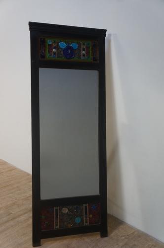 20th Century Unique Handmade Mirror (1 of 5)