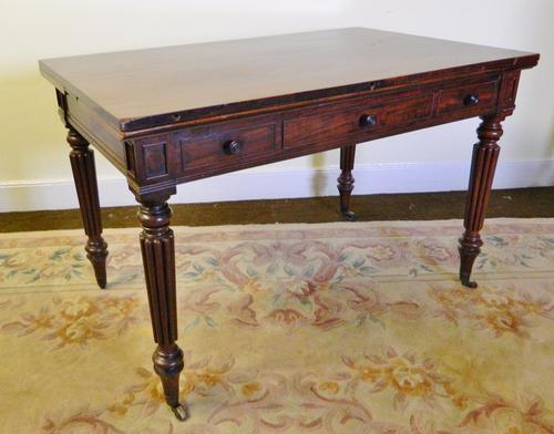 Gillows Mahogany 'Universal' Table c.1820 (1 of 8)
