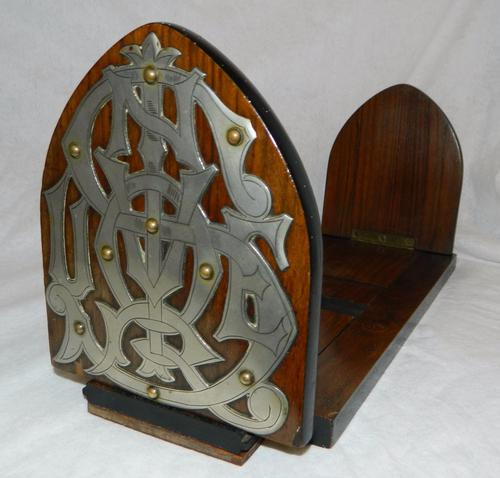 Victorian Book Slide with Celtic Decoration (1 of 5)