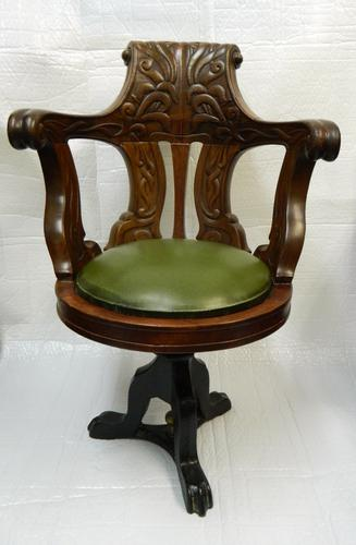 Ships Chair c.1880 (1 of 1)