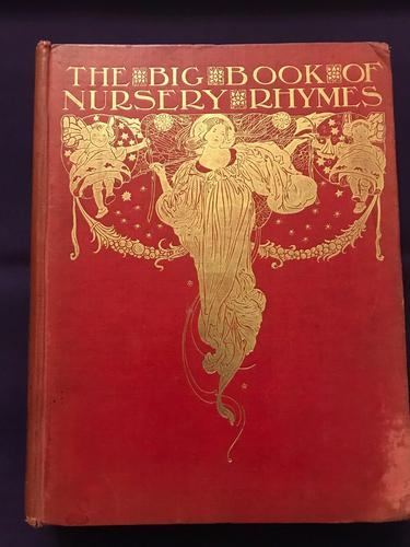 the Big Book of Nursery Rhymes C.1903 (1 of 1)