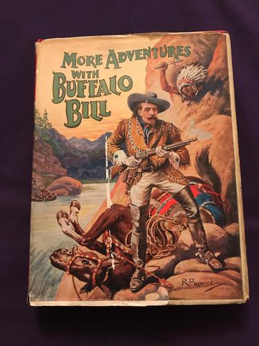 More Adventures with Buffalo Bill (1 of 1)