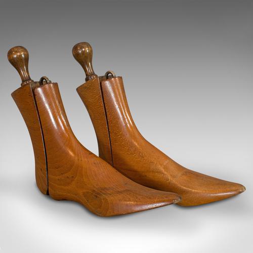 Antique Shoe Lasts c.1910 (1 of 10)
