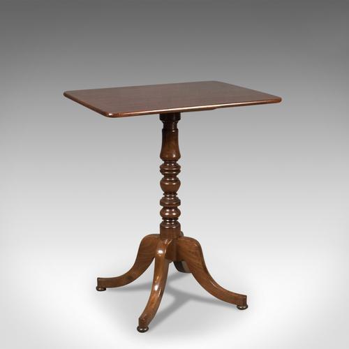 Antique Wine Table, Mahogany, Victorian, English c.1900 (1 of 1)