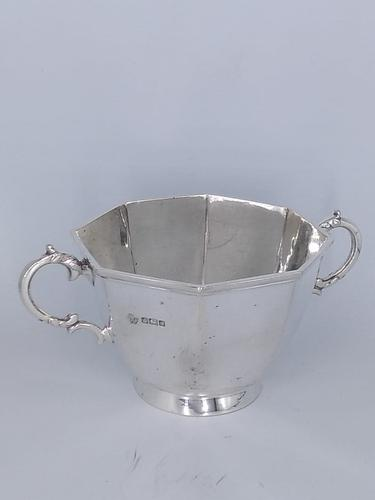 Solid Silver Bowl (1 of 7)