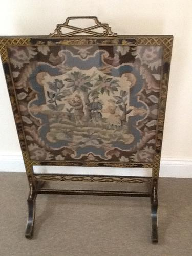 Regency Style Chinoiserie (1 of 3)