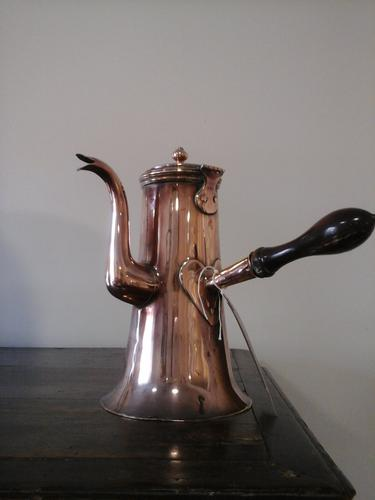 19th Century Copper Rum/Hot Water Vessel (1 of 1)