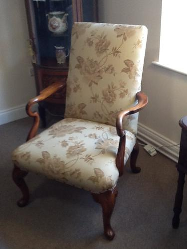 Armchair / Fireside Chair c.1920 (1 of 1)