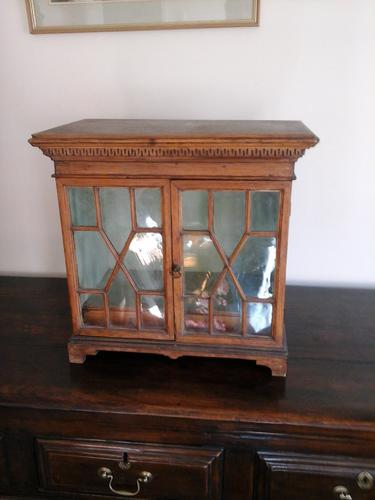 Georgian Pine Cabinet c.1820 (1 of 1)
