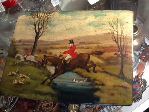 19th Century Hunting Scene (1 of 1)