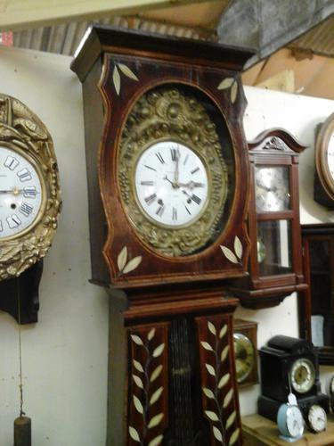 French Longcase Clock c.1890 (1 of 1)