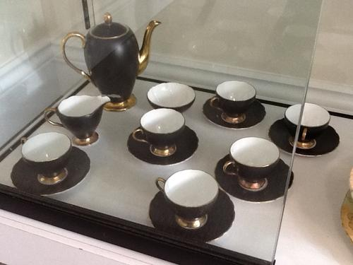 Rare Foley 15 Piece Coffee Set (1 of 1)