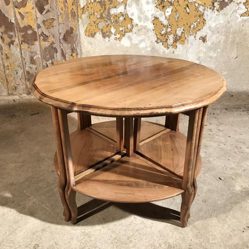 French Coffee Table with Nest of Tables (1 of 1)