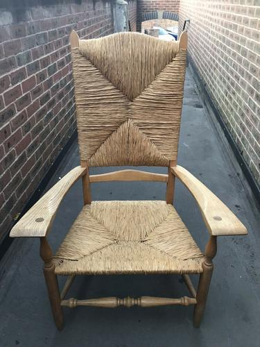 Arts & Crafts Chair (1 of 5)