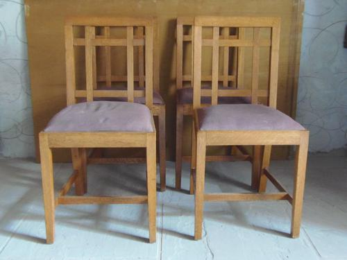 "Set of 4 Brynmawr ""Mount"" Chairs (1 of 7)"