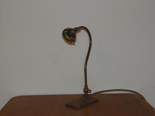 Art Nouveau Table or Desk Lamp (1 of 1)