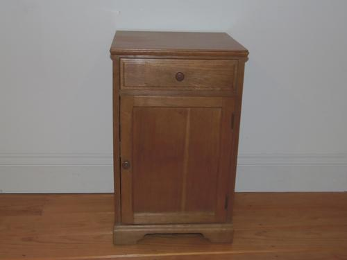 Heals Letchworth Style Bedside Cupboard or Cabinet (1 of 1)