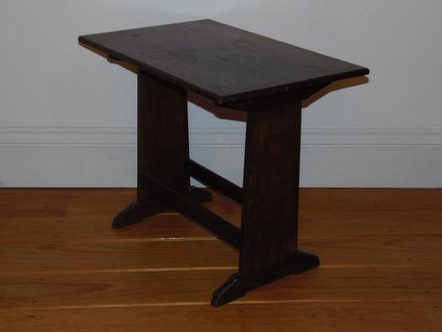 Cotswold School Oak Table C.1930 (1 of 7)