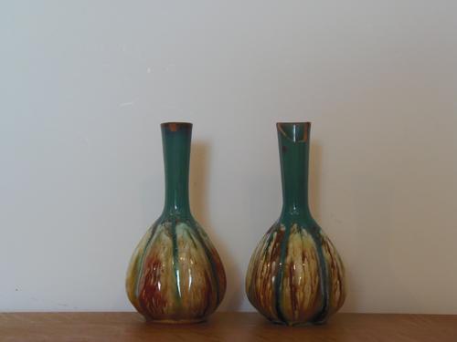 Arts & Crafts Pair of Vases (1 of 1)