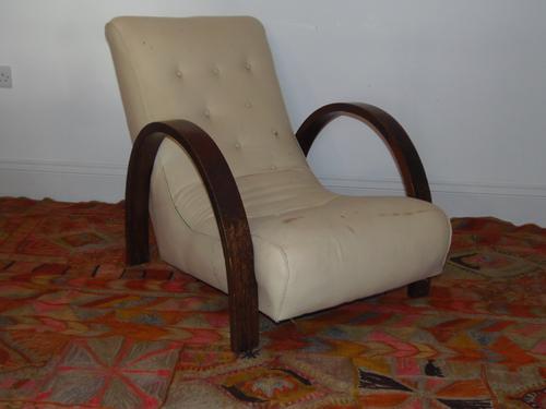 Heals Armchair c.1920 (1 of 1)