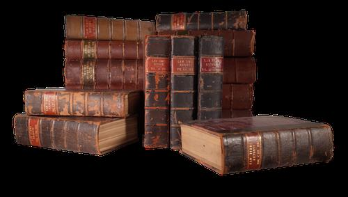 Sixteen Volumes (1 of 3)