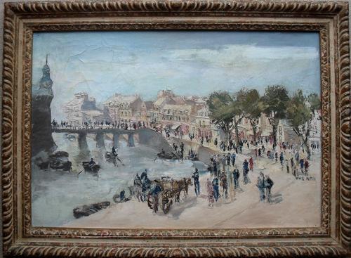 Eve Kirk Slade School English Post Impressionist (1 of 1)