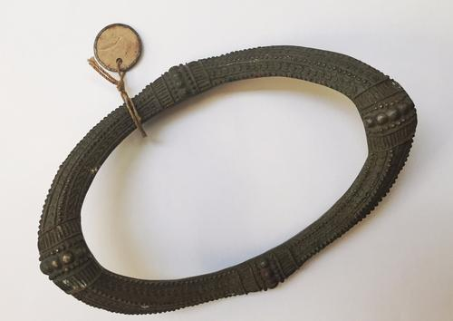 Antique 18th Century African Anklet (1 of 7)