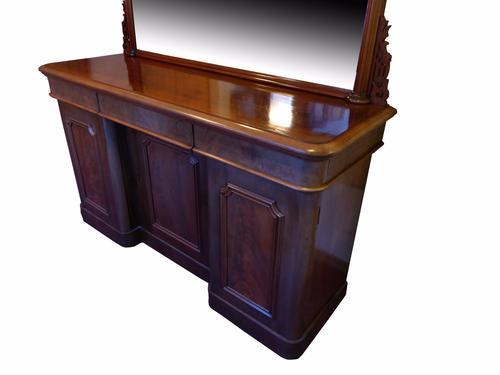 Antique High Quality Sideboard Dresser c.1880 (1 of 1)