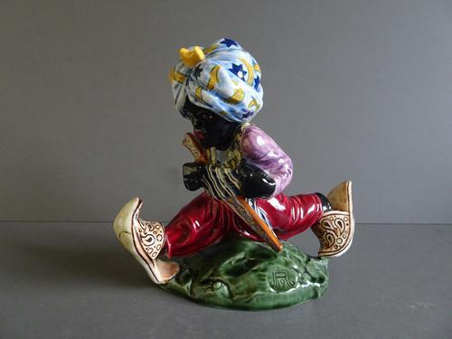 Wiener Werkstatte Porcelain Figure, Secessionist, Art Nouveau (1 of 1)