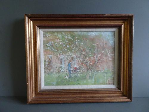 Original Framed Oil on Canvas 20thC Signed Peter Jamieson, British Artist (1 of 9)