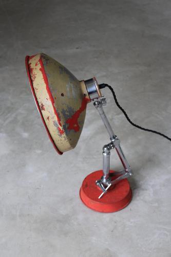 Industrial Aluminium Desk Table Lamp (1 of 14)