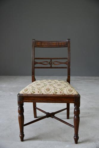Early 19th Century Mahogany Dining Chair (1 of 11)