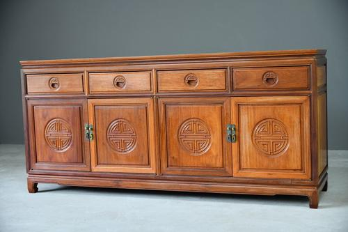 Chinese Rosewood Sideboard (1 of 12)