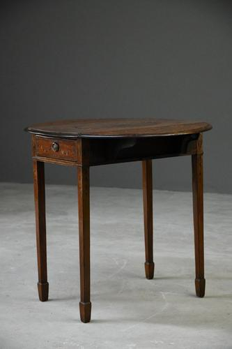 Regency Style Inlaid Table (1 of 11)