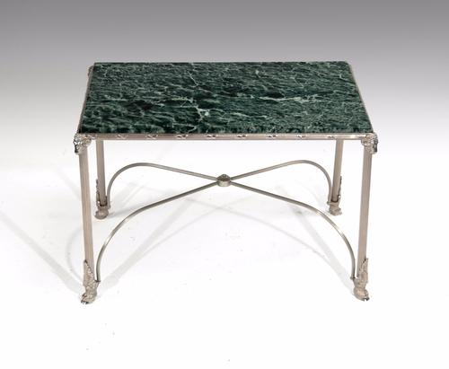 Marble Topped Occasional Table (1 of 1)