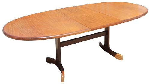 G Plan Extending Dining Table (1 of 5)