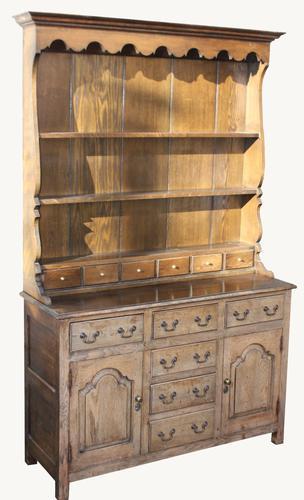 Early 20th Century Oak Welsh Dresser (1 of 1)