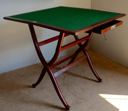 Coach Card / Games Table (1 of 5)