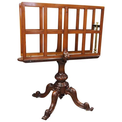 Victorian Double Sided Folio Stand (1 of 11)